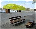 Yellow Sunshades in Andrejsala - panoramio.jpg