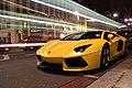 Yellow aventador (6888965017).jpg