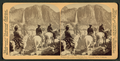 Yosemite Falls, from the Glacier Point Trail, Yosemite Valley, California, U.S.A, by Underwood & Underwood.png