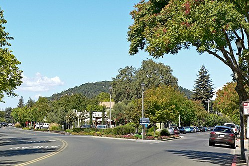 Yountville mailbbox