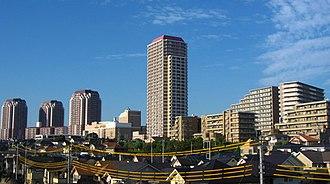 Sakura, Chiba - Yuukarigaoka district of Sakura
