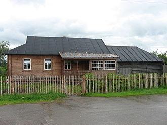 Klushino - The Yuri Gagarin Museum in Klushino