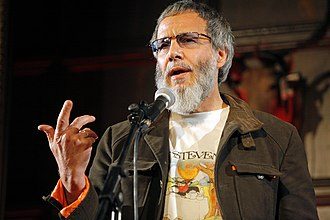 Cat Stevens - Yusuf Islam at the 2009 MOJO Awards in London