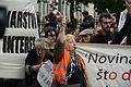 Zagreb freedom of the press protest 20160503 DSC 4406.JPG