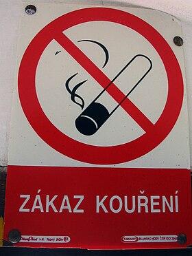 kouření nemovitostí