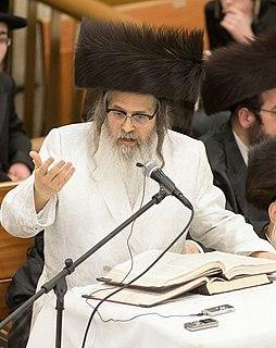 American rabbi