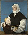 Zentralbibliothek Zürich - Porträt von Regula GwaltherZwingli und Anna Gwalther - 500000029.jpg