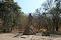 Zimbabwe, Victoria Falls - Livingstone Statue - panoramio.jpg