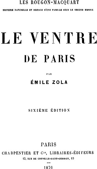 Le Ventre de Paris - Le Ventre de Paris
