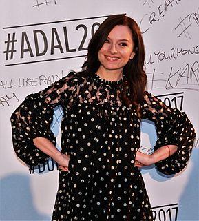 Zséda Hungarian singer