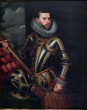 Siege of Ostend - Archduke of Austria