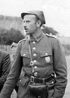 Zygmunt Szendzielarz Officer, cursed soldier, Polish partisan