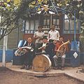 """The Family Band Brothers Chirilenco"" (Anenii Noi District, 1985). (6524664227).jpg"