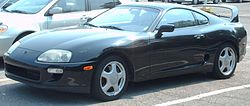1993-1995 Toyota  Supra
