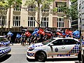 'Change the Rules' rally organised by the ACTU, Brisbane 2018, 02.jpg