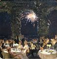 'Dinner at the Casino' by Gaston La Touche, Dayton Art Institute.JPG