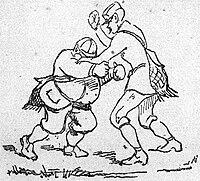 'Dix heures en chasse' by Gédéon Baril 48