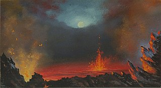 La Caldeira du Kilauea
