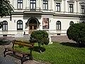 (4) Bucuresti, Romania. Muzeul Colectiilor de Arta. Expozitia Stefan Caltia (August 2017) (2).jpg
