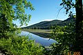 (Earlier photo) July 2000, View of Woods Pond, October Mountain (7984301140).jpg