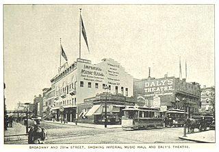 Dalys Theatre (30th Street)