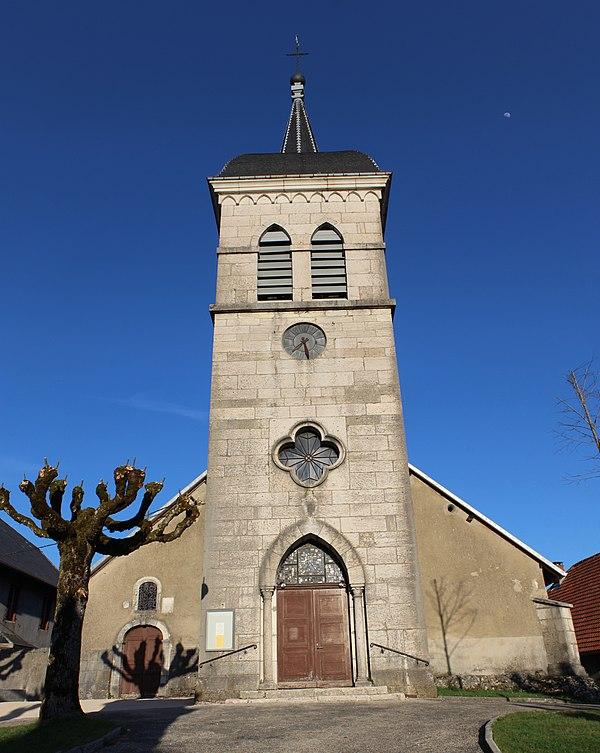 Photo de la ville Brénod