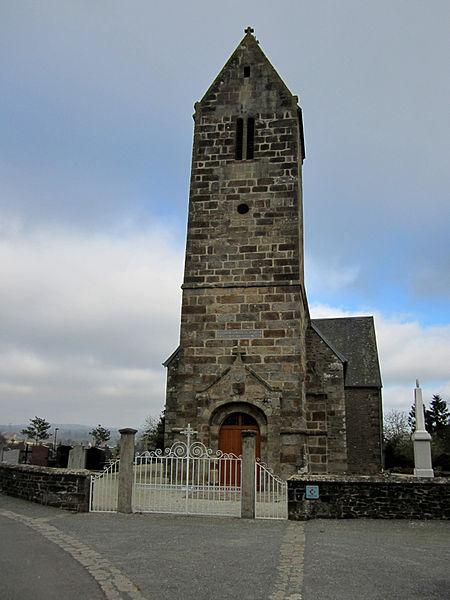 Saint-Georges-de-Livoye, Manche