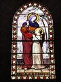 Église de Toury, vitraux par Lorin 10.JPG