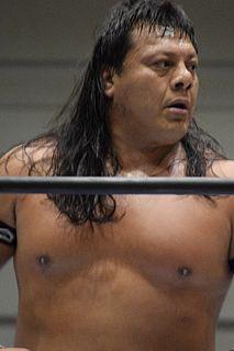 Último Guerrero Mexican professional wrestler