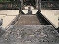 Đền Đinh Tiên Hoàng, sạp rồng 2.JPG