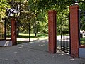 Łódź-enter of Źródliska Park.jpg