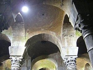 Theodosius Cistern - Image: Şerefiye Sarnıçı 924