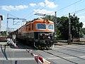 Škoda 31E of STK na stacji Poznań Starołęka - sierpień 2009 - 3.jpg