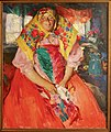Абрам Архипов. Баба в красном. Около 1910.jpg