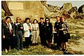 Азербайджан. Природный памятник Гобустан. Делегация тюркских женщин.jpg