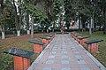 Братська могила 156 воїнів Радянської армії, Вишгород.jpg