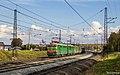 ВЛ10К-1066, Россия, Новосибирская область, перегон Издревая - Инская (Trainpix 207681).jpg