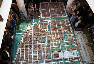 Viminacium Roman city