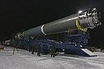 Воздушно-космические силы провели успешный пуск новой ракеты-носителя «Союз-2.1В» с космодрома Плесецк 01.jpg