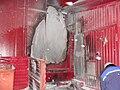 Горение мусора у ТП торгового комплекса Виконда 19 декабря 2009 (12).JPG