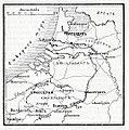 Карта к статье «Голландские войны» № 1. Военная энциклопедия Сытина (Санкт-Петербург, 1911-1915).jpg
