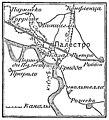 Карта к статье «Палестро». Военная энциклопедия Сытина (Санкт-Петербург, 1911-1915).jpg