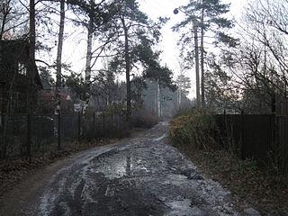 Kirillovskoye, Leningrad Oblast human settlement in Russia