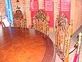 Королевские ворота Стол и стулья из Кёнигсберга.JPG