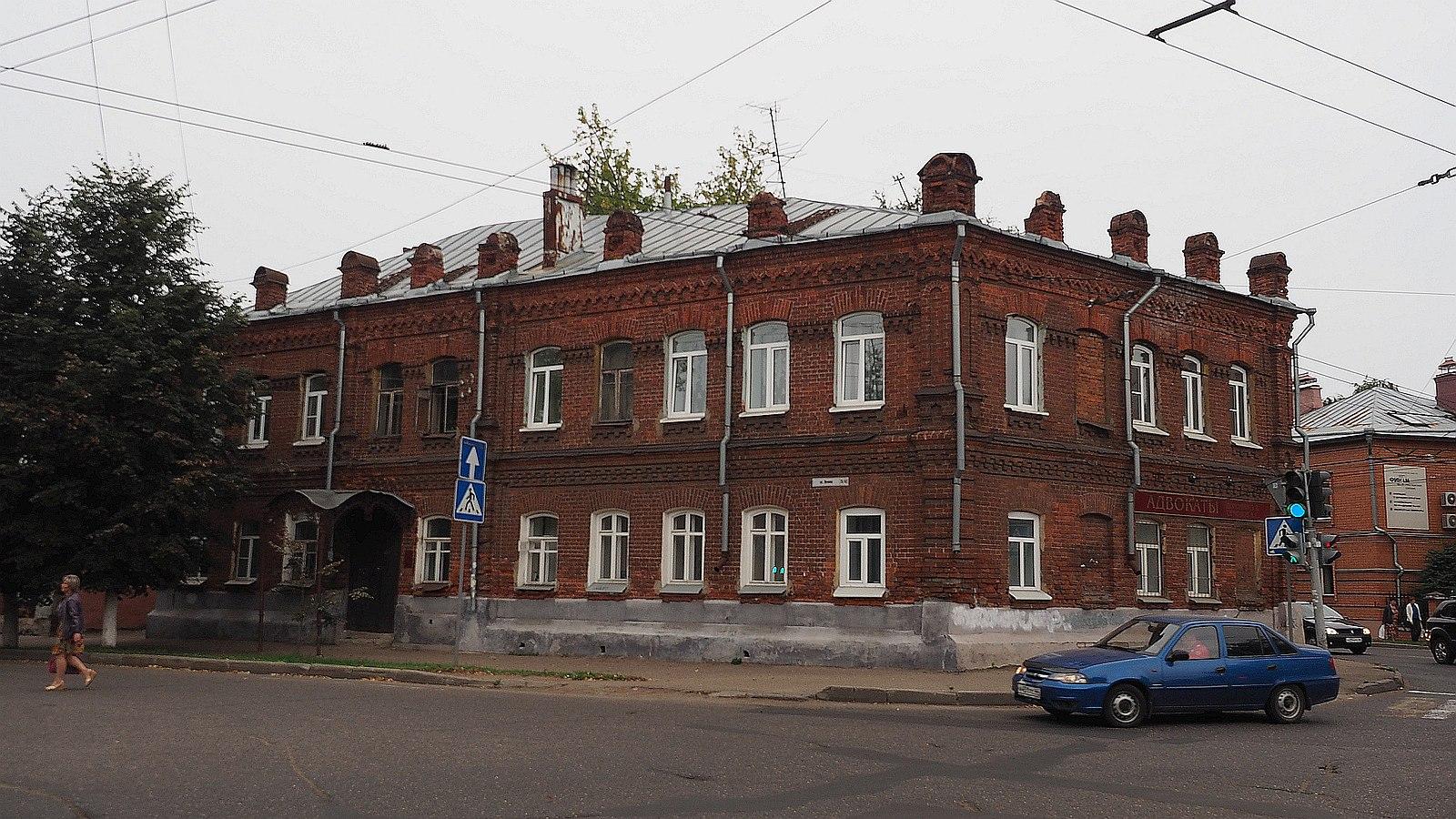 русской музей из красного кирпича кострома фото грезила работе