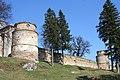 Оборонні споруди монастиря (мури,дзвіниця, башти) (мур.).JPG