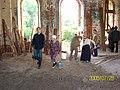 Первые работы по консервации Вознесенского храма в Дубёнках.jpg