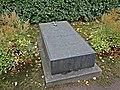 Санкт-Петербург, Тихвинское кладбище, могила А.И. Корзухина.JPG