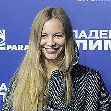 Svetlana Ustinova - Wikipedia