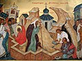 Строительство Храма Христа Спасителя, 1995-2000 гг.jpg